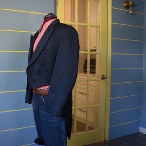 VTG Stunning Dior tuxedo jacket!
